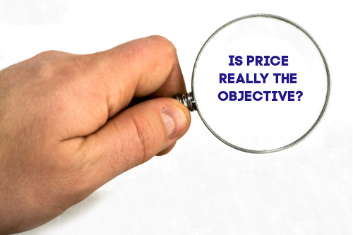 Is Price Really the Objection?