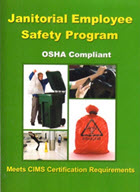 DVD: Janitorial Employee Safety Program (Updated for OSHA GHS)
