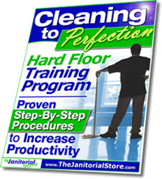Cleaning to Perfection - Hard Floor Care Training Program (PowerPoint & PDF Download)