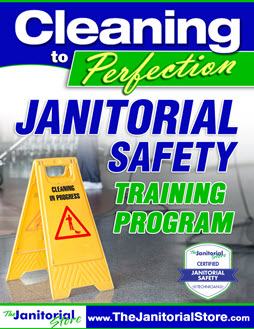 The Janitorial Employee Safety Program is OSHA and GHS Compliant as well as meets CIMS certification requirements.