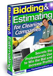 Bidding & Estimating for Cleaning Companies - Downloadable Ebook