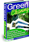 green cleaning resources