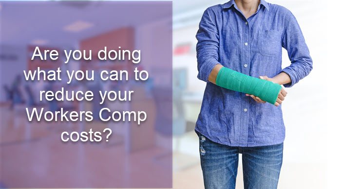 Save on Workers Comp in your Cleaning Business