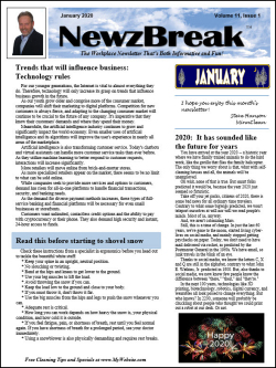 newzbreak newsletter template monthly newsletter for print and web
