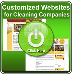 Websites for Commercial Cleaning Companies